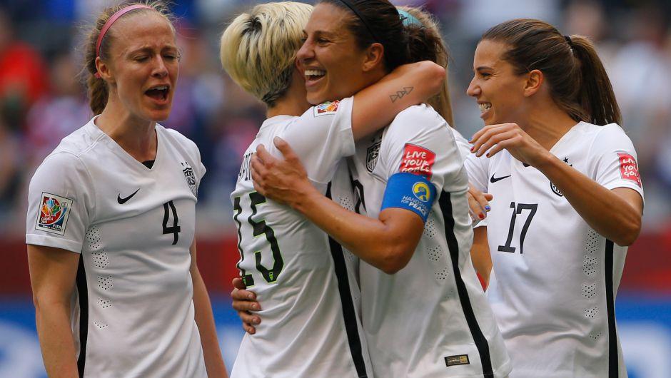 EEUU en el ranking femenino