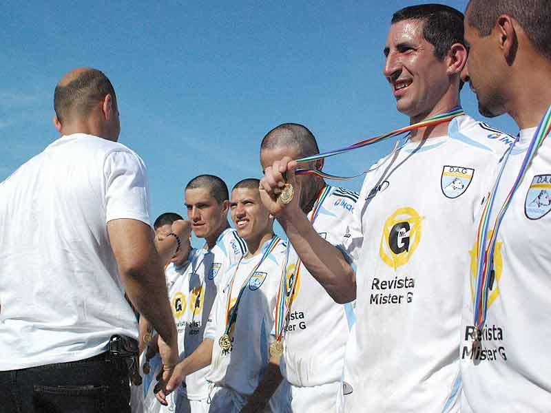 medallas a los dogos 2007