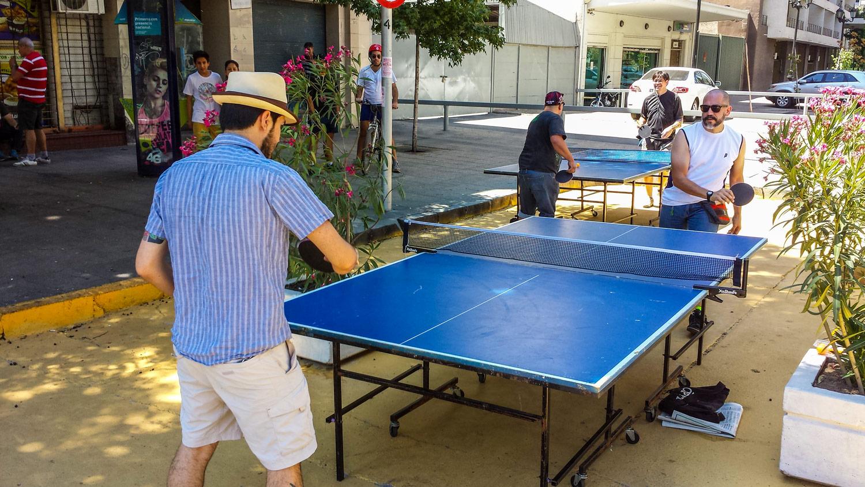 Tenis de mesa historia caracter sticas reglas y mucho m s for Madison tenis de mesa