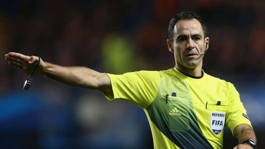 conoce sobre los árbitros de la FIFA