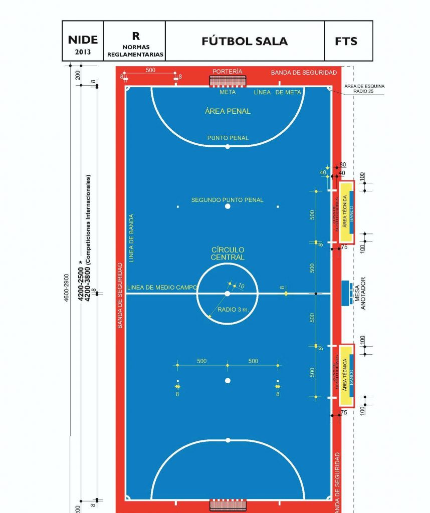 Imagenes De La Cancha De Futbol Sala Comprar Online