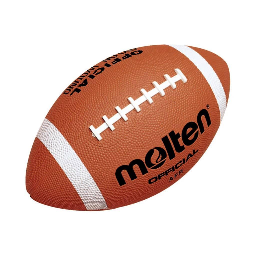 conoce sobre las características del balón de fútbol americano