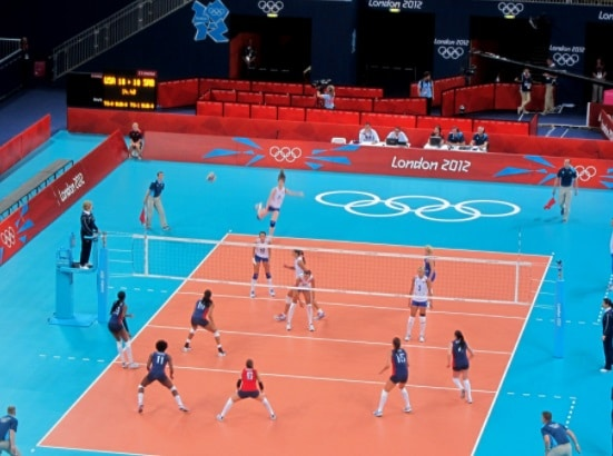 ver como se juega voleibol