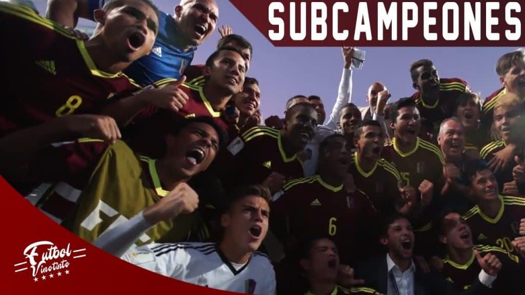 vinotinto sub campeon mundial sub 20