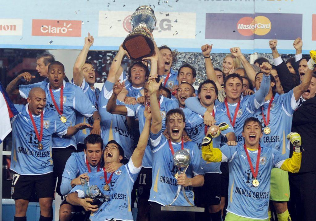 conoce cuántas copas del mundo tiene uruguay