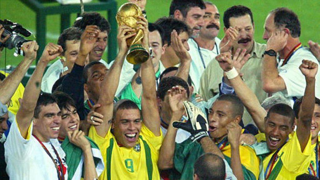 conoce cuántos mundiales tiene Brasil