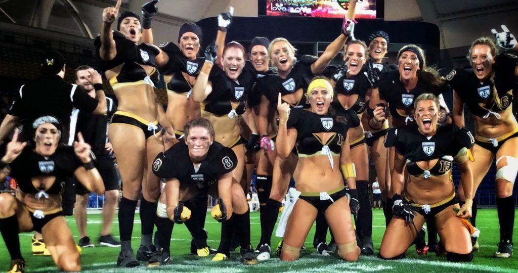 conoce más del fútbol americano femenino