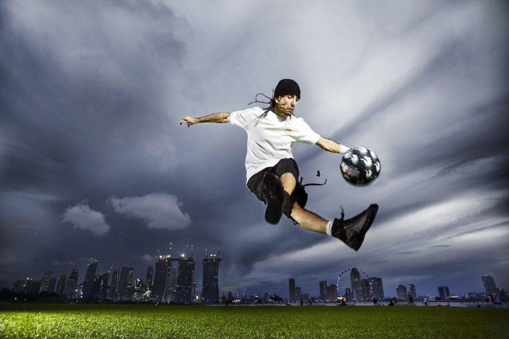 conoce más sobre el fútbol freestyle
