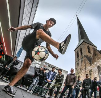 Fútbol Freestyle: Trucos y todo lo que usted desconoce