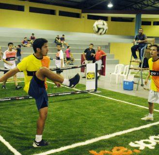 Fútbol Tenis: Reglas, cancha y todo lo que necesita saber