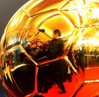 Ganadores del balón de Oro: Por año en los mundiales y más