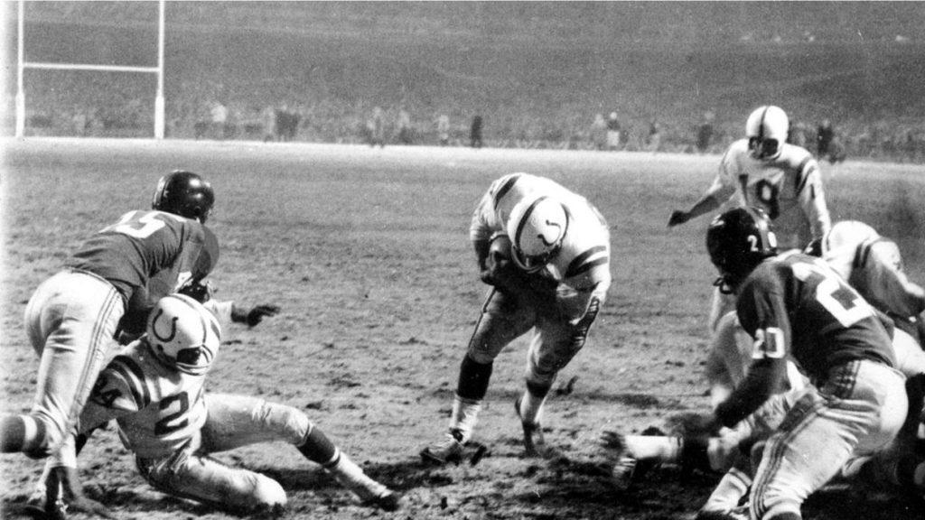 Conoce más de la historia del fútbol americano