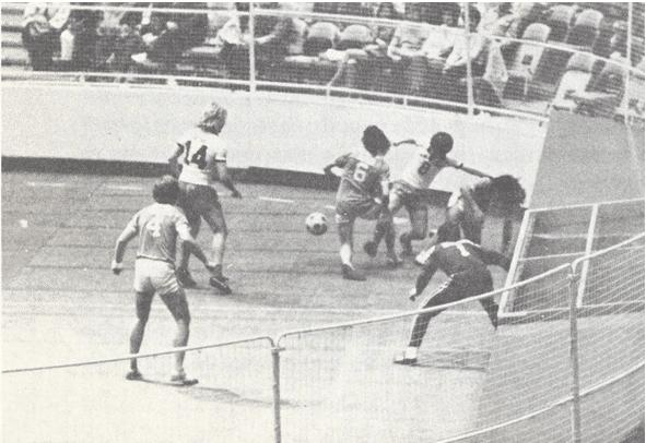 Historia del Fútbol rápido