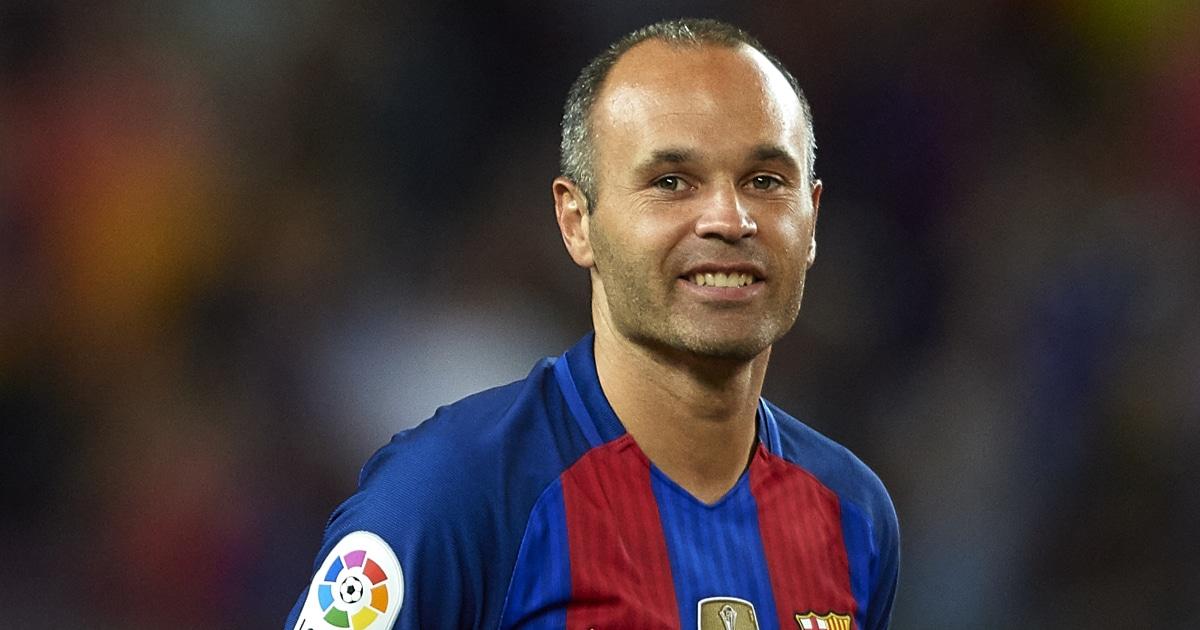 andres iniesta barceloca mejor jugador historia futbol