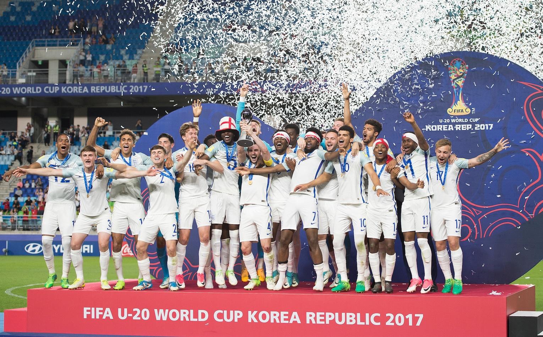 futbol mundial 2017 campeon inglaterra