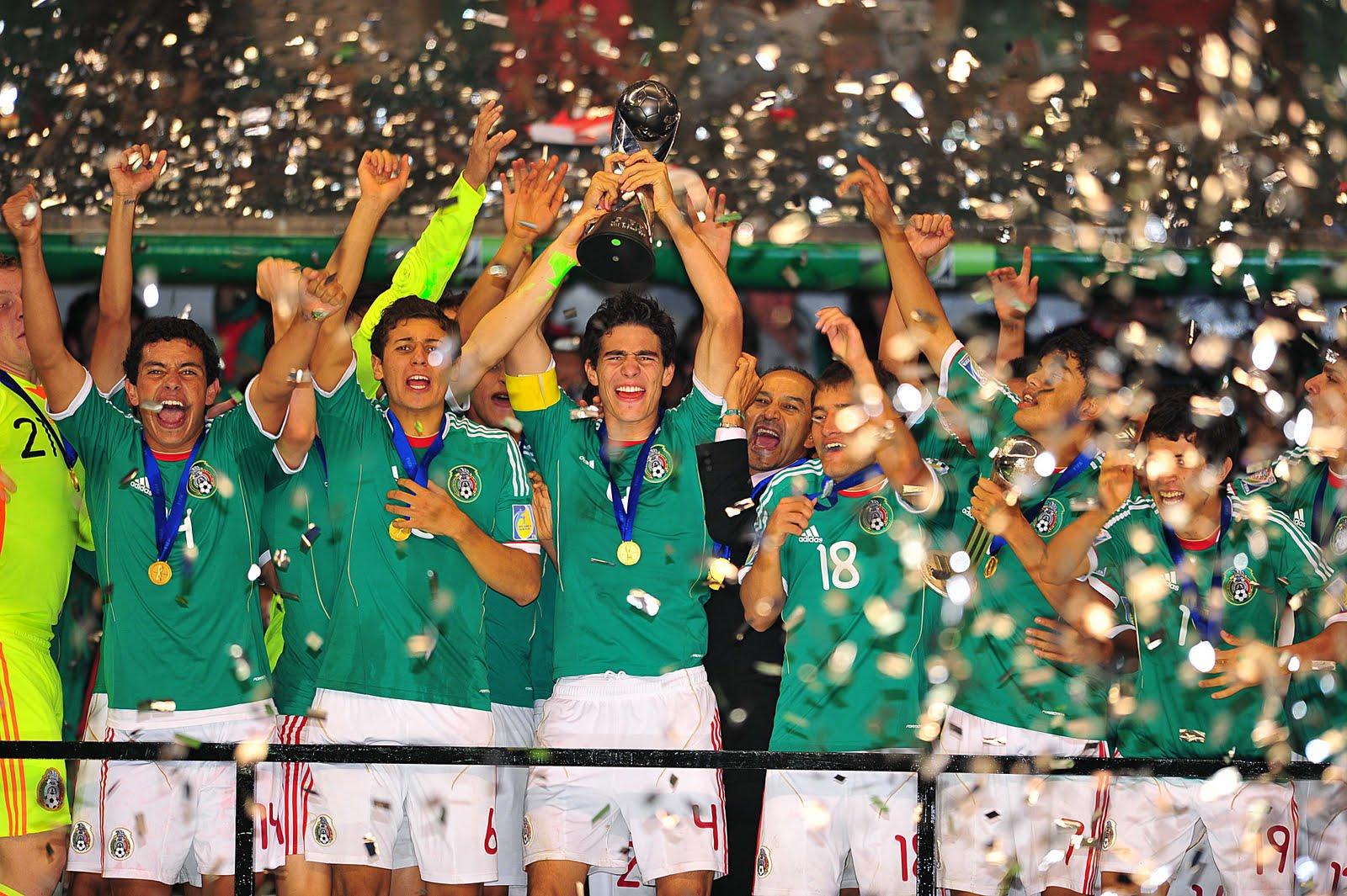 mexico campeon futbol mundial sub 17