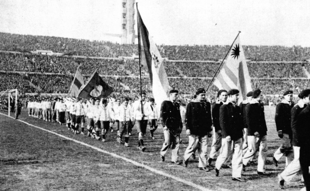 primer mundial del futbol y mas