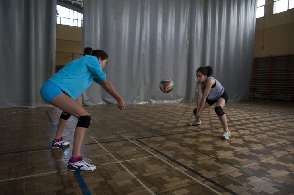 Tipos de voleo en voleibol