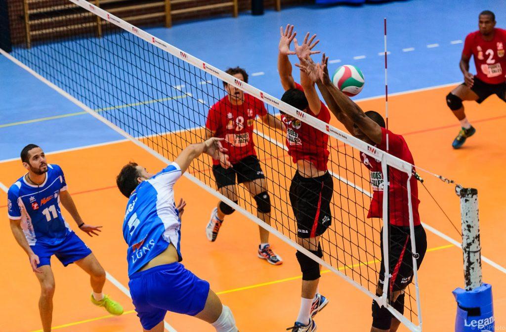 posicionesenla cancha de voleibol