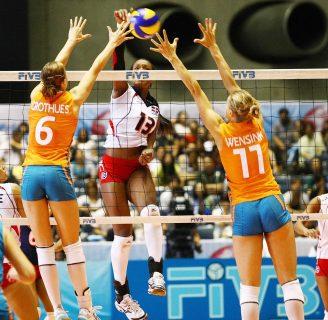 Fundamentos técnicos del Voleibol: saque, recepción, y más