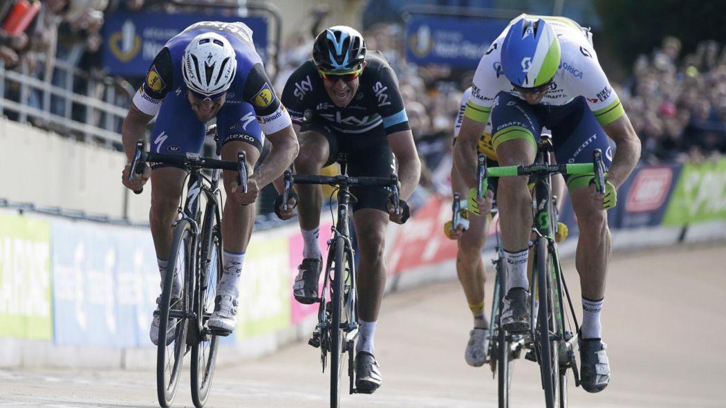 sprinter de ciclismo y mas