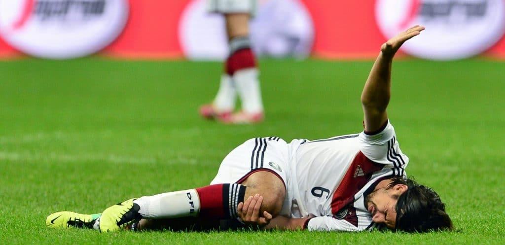 conoce los accidentes en el fútbol
