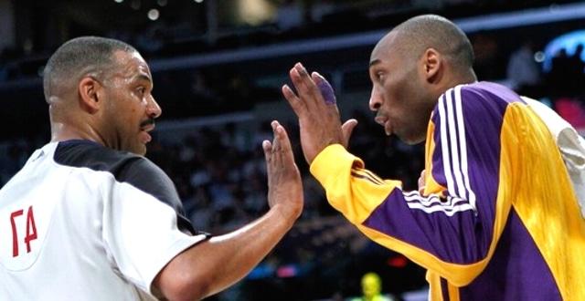 arbitraje en el baloncesto