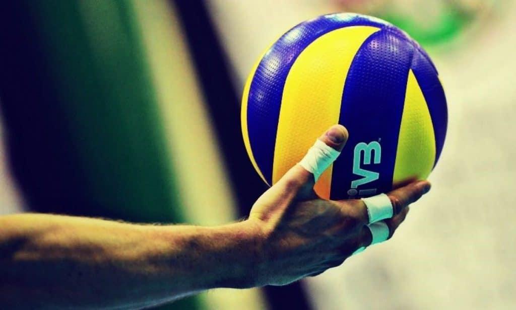 el balón de voleibol y su peso