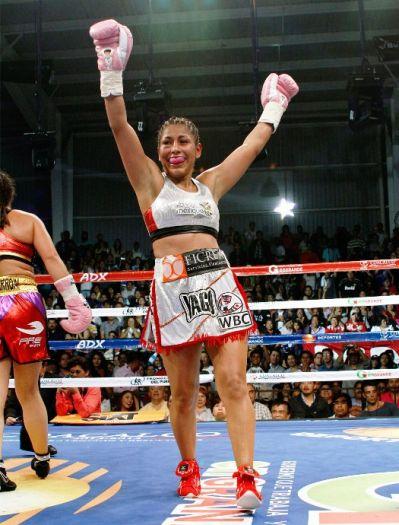 boxeo femenino y mas