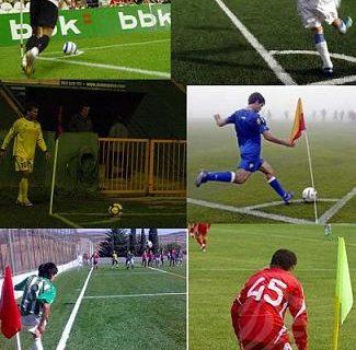Características del fútbol: sala, americano, rápido, y mas