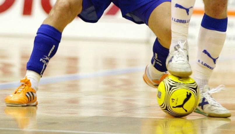 caracteristicas del futbol sala y mas
