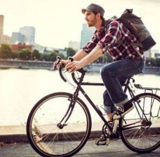 Ciclismo Urbano: consejos, y todo lo que necesita saber