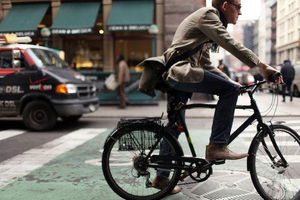 ver ciclismo urbano