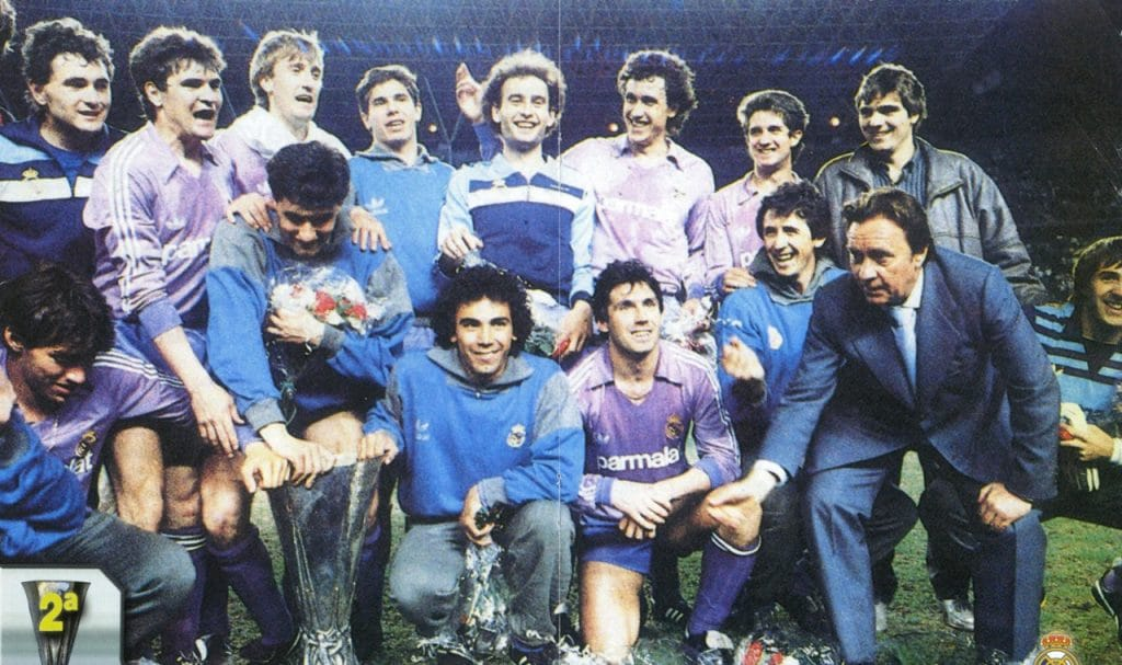 Club de Fútbol Real Madrid-1985