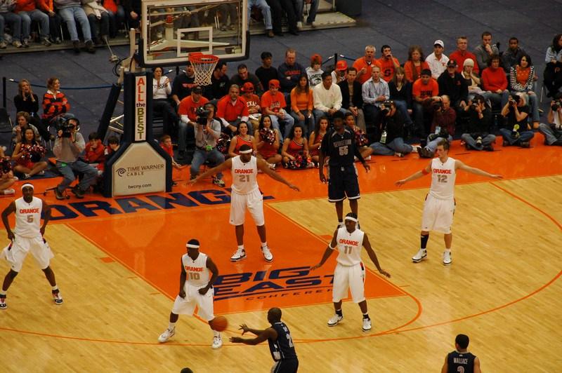 tipos de defensa en baloncesto