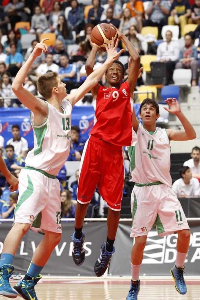 conoce los tipos de defensa en baloncesto