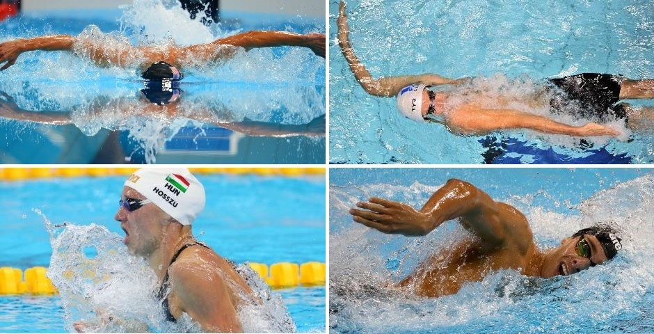 ver estilos de natacion