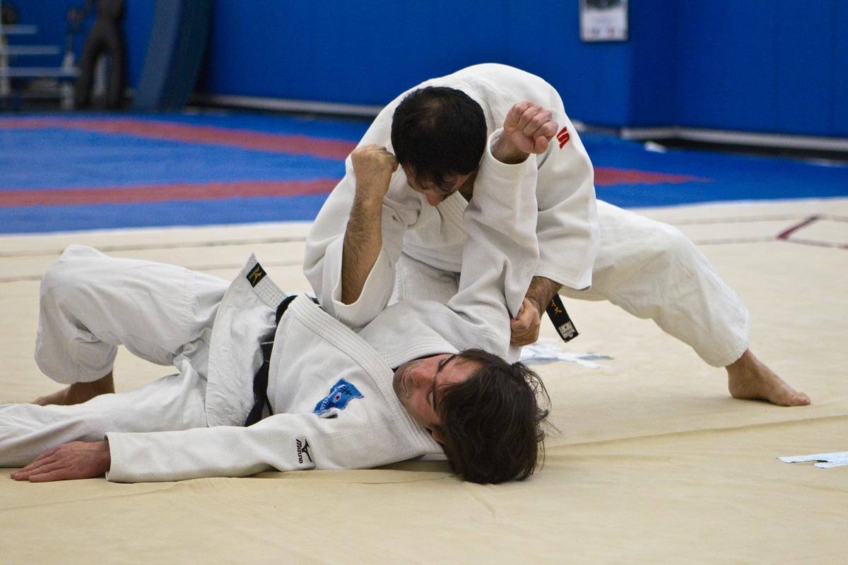 Nage no kata judo