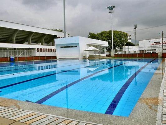 ver piscina de natacion