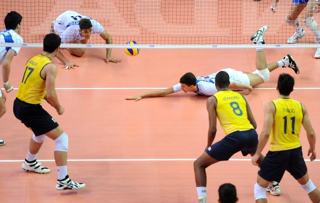 Puntuación en voleibol