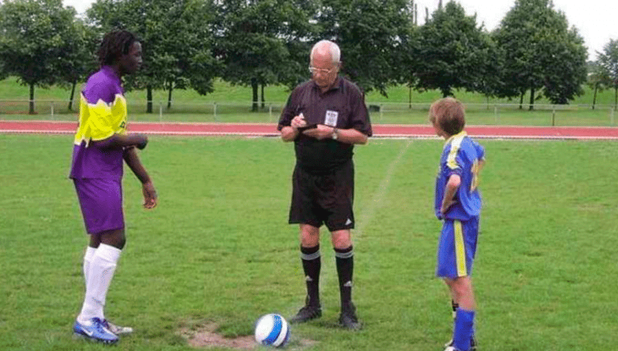 ver reglas del futbol