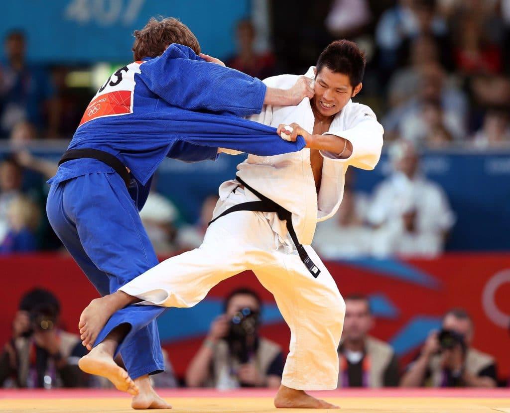 Reglas del judo
