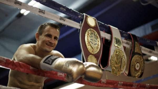 sparring de boxeo y mas