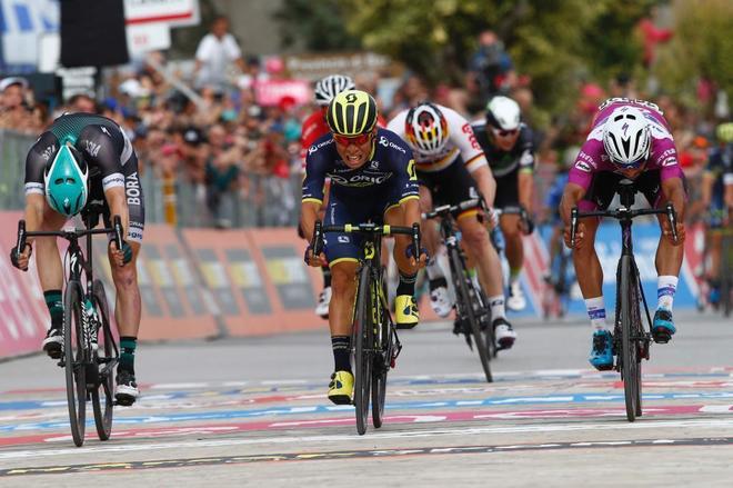 ver sprinter de ciclismo