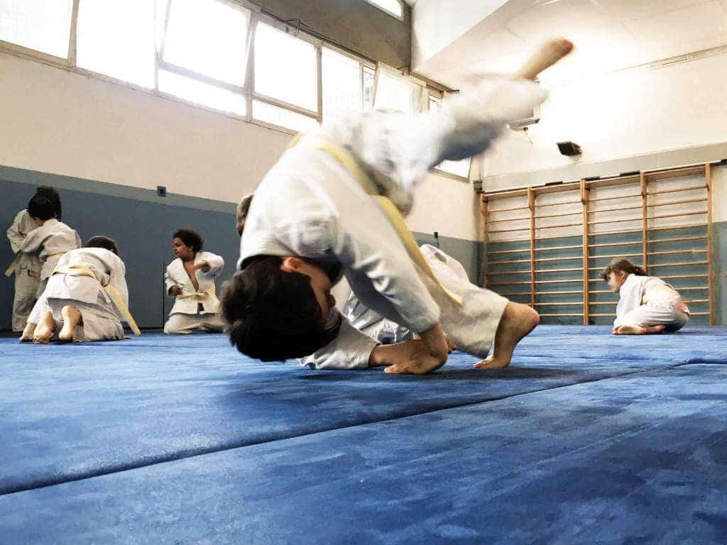 Ukemi judo
