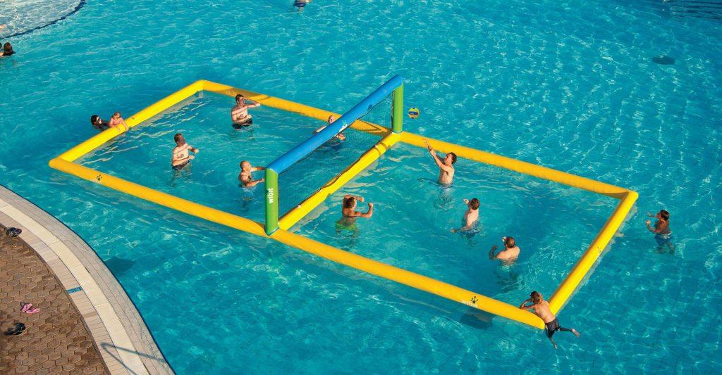 conozca sobre el voleibol acuático