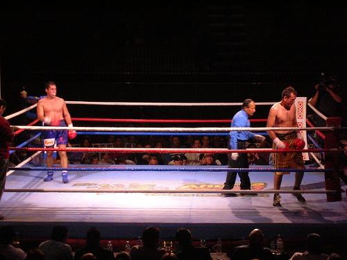 Beneficios del boxeo