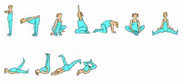 ejercicios de natación para embarazadas y mas