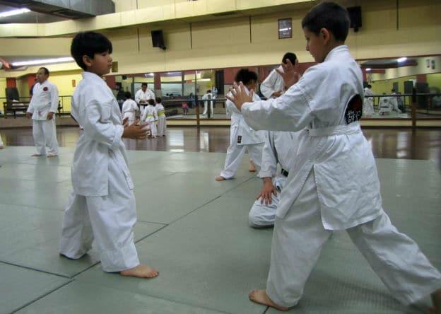 aikido para niños