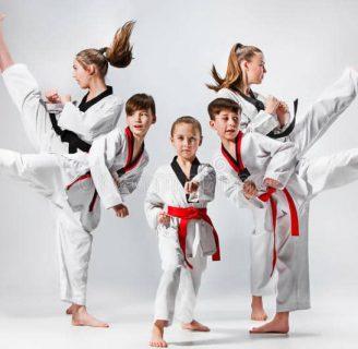 Beneficios del taekwondo: mujeres, niños, y todo lo que desconoce